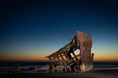 Iradell Shipwreck, Warrenton