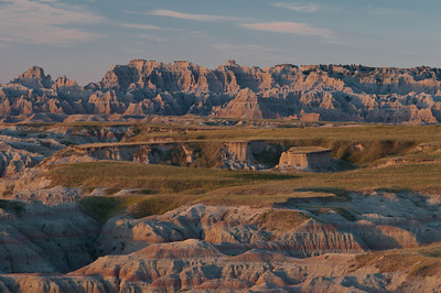 The Badlands, SD