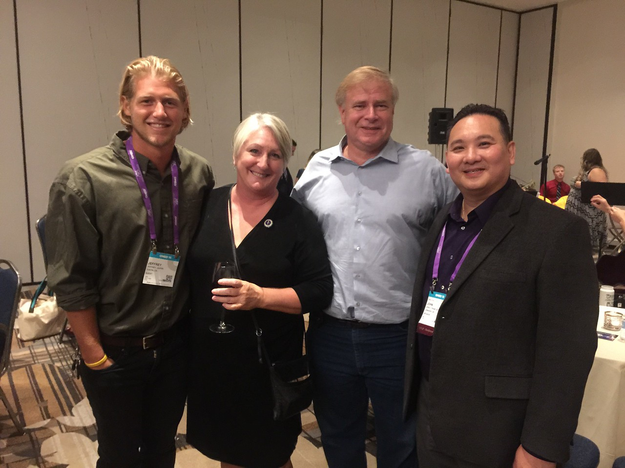OMED 2016 Conference & WesternU Reception Anaheim, CA