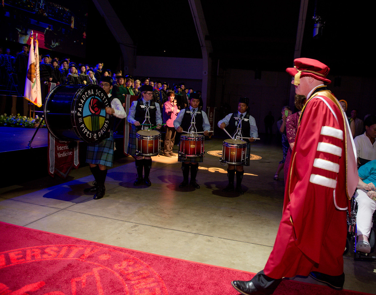 WesternU Presidential Inauguration and Convocation
