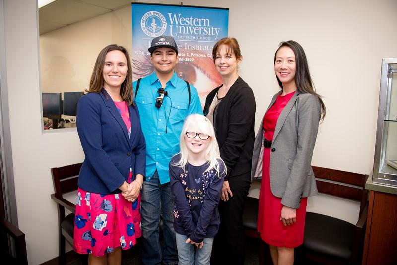 WesternU Sight Savers EVM giveaway