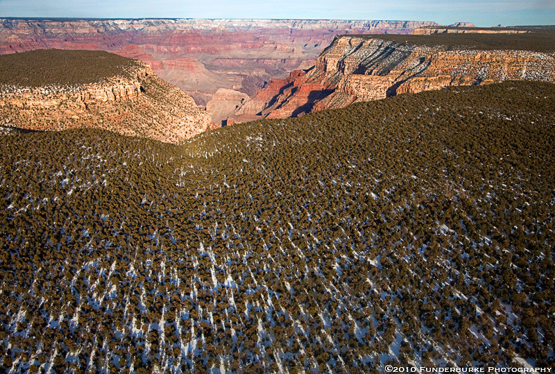Grand Canyon Plateau, Helicopter Tour