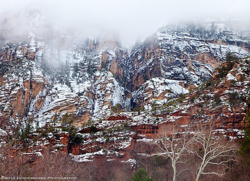 Oak Creek Canyon Entrance, Arizona