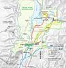 Map: Grand Teton National Park