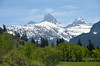 Tetons from Teton Scenic Byway (Hwy 31/33)