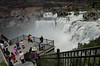 Shoshone Falls on the Snake River (higher than Niagara) in Twin Falls