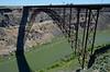 Perrine Bridge upriver