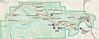 Map: Roosevelt National Park North Unit