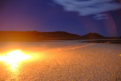 Playa fire