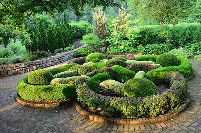 Morning @ Inniswood Herb Garden