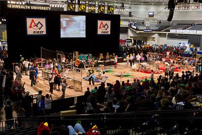 2012-03-16 WHS Robotics Competition Richmond