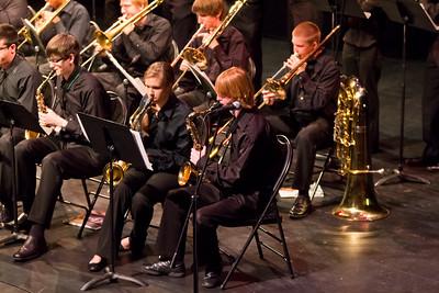 2012-04-27 WHS Jazz Band