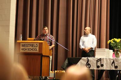 WHS Band Awards 2009