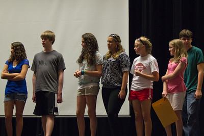 WHS Band Awards 2011