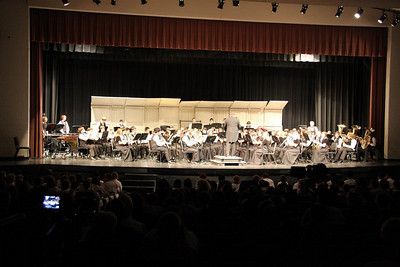 WHS Concert Band 2008-02-21
