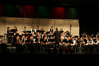 WHS Concert Band 2008-12-18