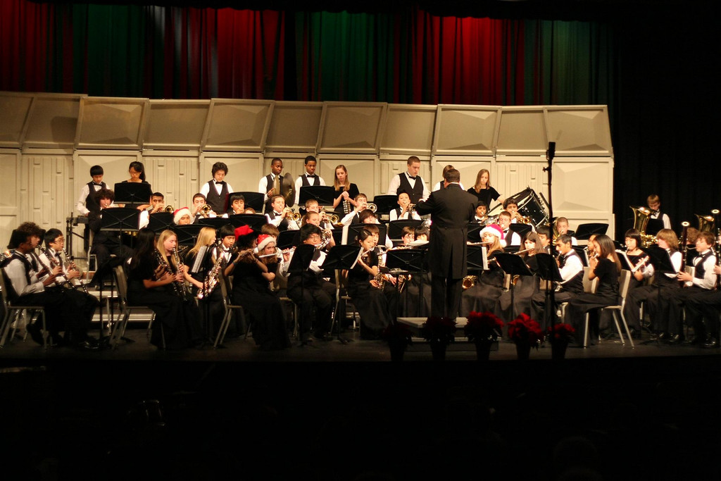 WHS Concert Band 2008-12-18 (3)