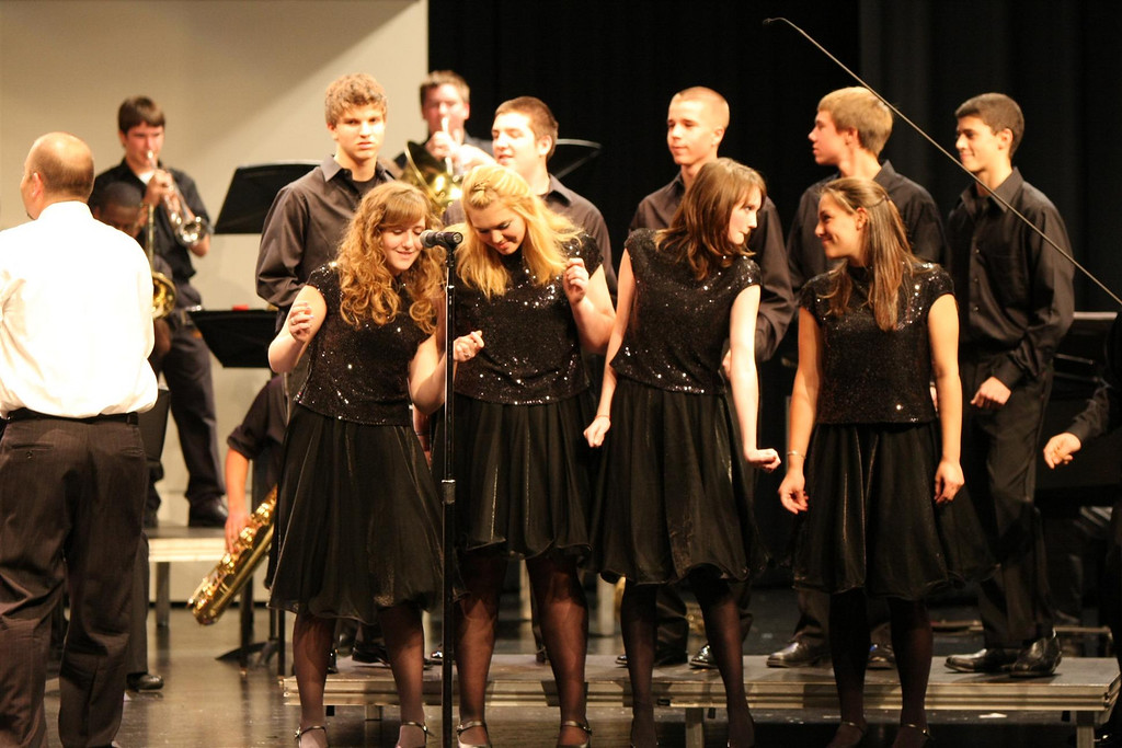 WHS Vocal Jazz & Jazz Band 2009-10-15 (17)
