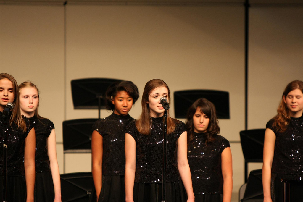 WHS Vocal Jazz 2009-10-15 (6)