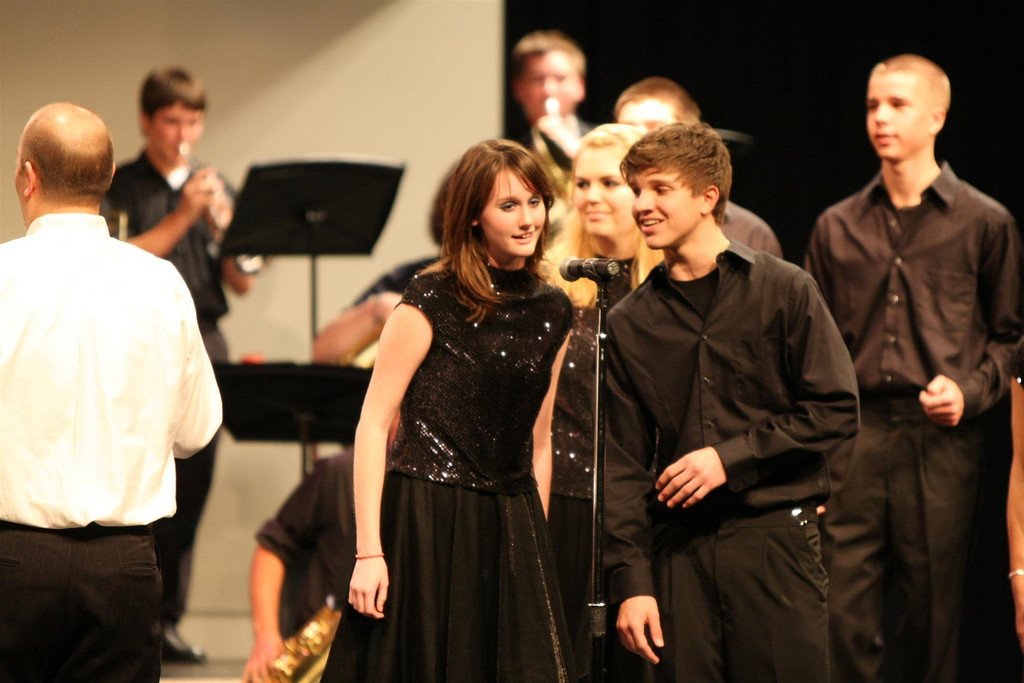 WHS Vocal Jazz & Jazz Band 2009-10-15 (4)