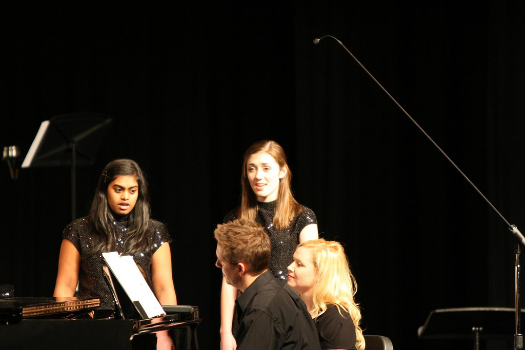 WHS Vocal Jazz 2009-10-15 (2)