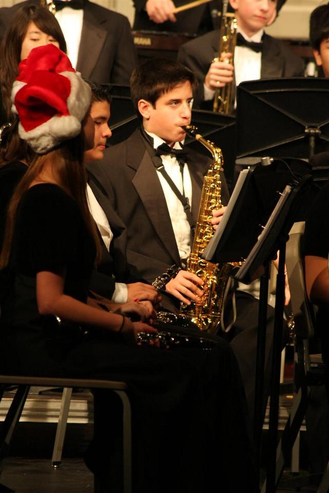 WHS Symphonic Band 2008-12-21 (2)