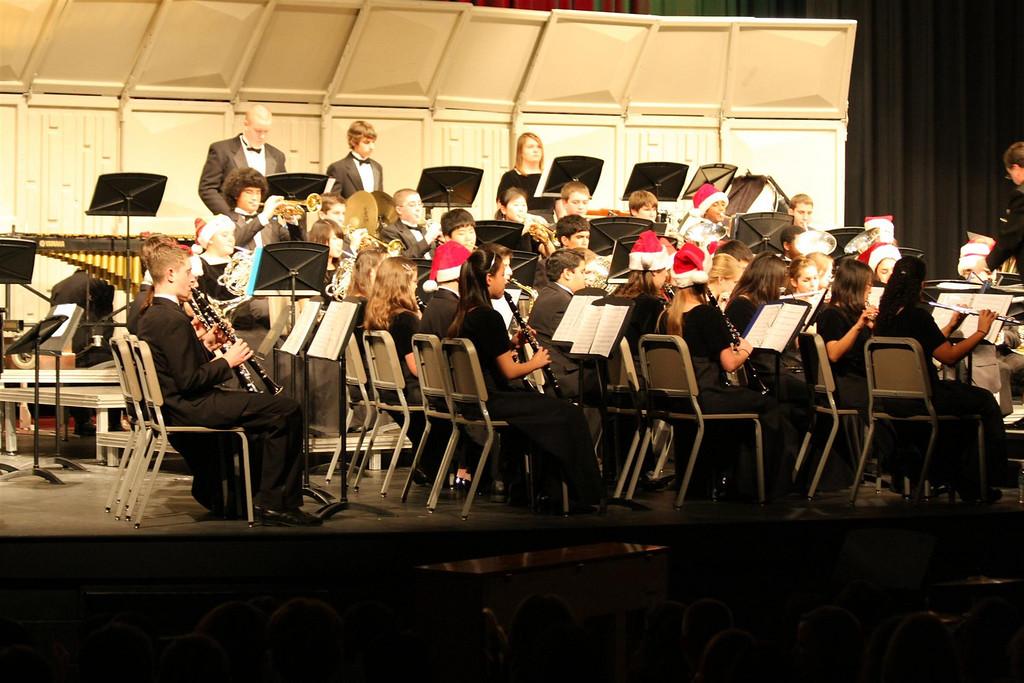 WHS Symphonic Band 2008-12-21 (6)