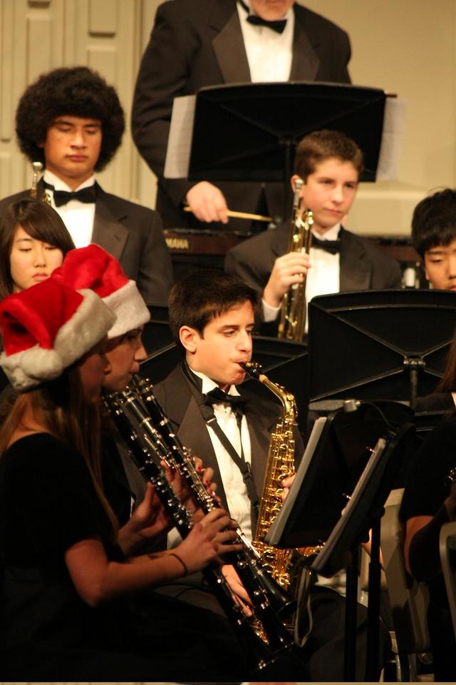 WHS Symphonic Band 2008-12-21 (5)