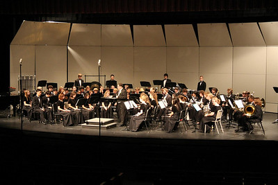 WHS Wind Symphony Band