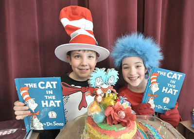 3/3/2014 Dr. Suess Day