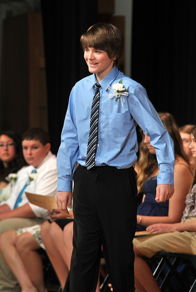 6/14/2012 National Junior Honor Society Induction