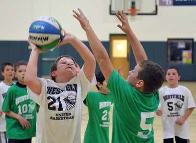 12/4/2012 Westfield United Basketball T38 VS 39