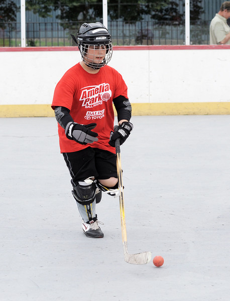 7/22/2013 Amelia Park Dek Hockey 6-11 year-olds
