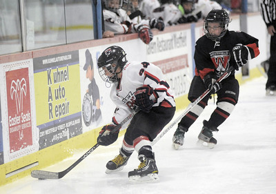 8/9/2013 Jr. Bombers1 VS Jr. Falcons Ice Hockey