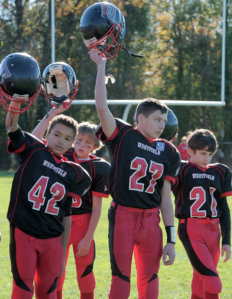 Westfield Jr Bombers vs Springfield Superbowl Finals-11-4-2012