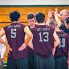 Westford vs. Billerica Boys Varsity Volleyball
