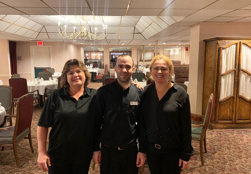 Westford Regency's terrific trio