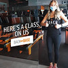 Orangetheory coaches can't wait for classes to start.