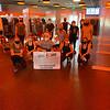 Coach Mike and the Orangetheory fitness team