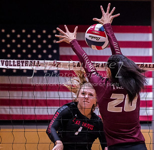 LT vs Dripping Springs Volleyball 8/16/2016