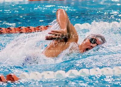 Round Rock District Final Swimming