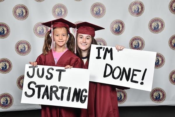 """Westlake Senior-Kindergarten """"Good Luck Get-together"""""""