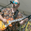 The Westminster Cracker Festival was held on Saturday, Oct. 19, 2019 in Westminster.Sam Femino sings and plays the guitar with the band Tribe as they entertain the crowds during the festival. SENTINEL & ENTERPRISE/JOHN LOVE