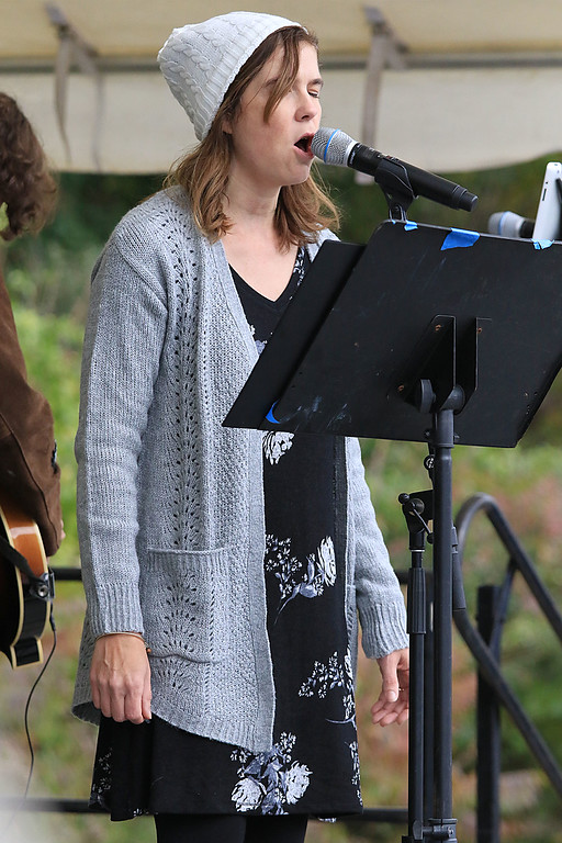 ". The annual Cracker Festival was held in Westminster on Saturday, October 20, 2018. The group ""Tribe\"" performed on stage for the crowds at the festival. Singing with the band is Val Newman. SENTINEL & ENTERPRISE/JOHN LOVE"