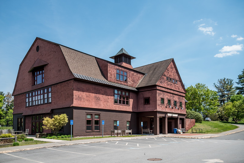 Council on Aging Entrance
