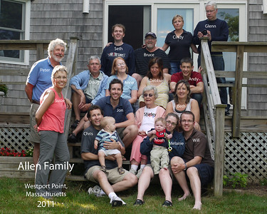Westport 2011: Friends and Relatives