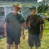 Bruce and John S.   Sunstruck.