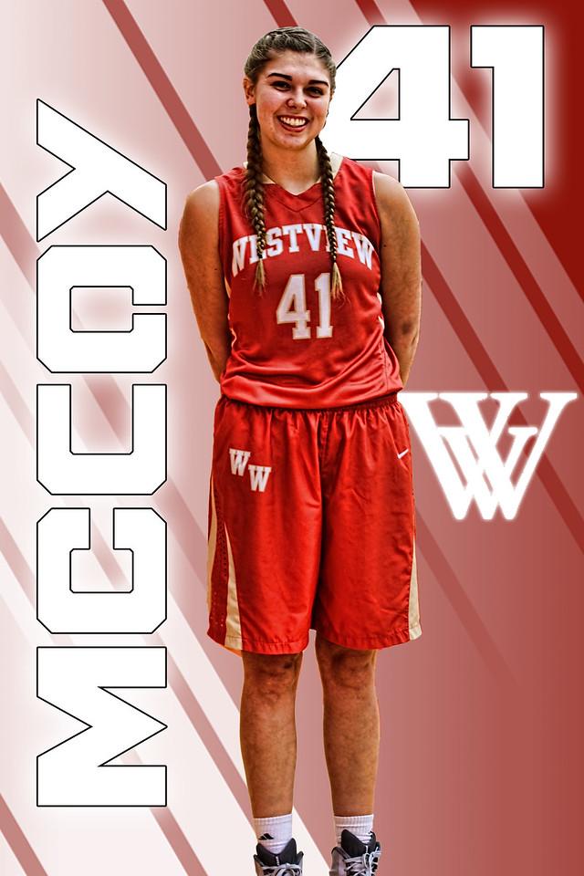 Maria McCoy - Senior