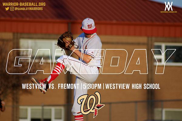 WV Baseball Gameday Graphics