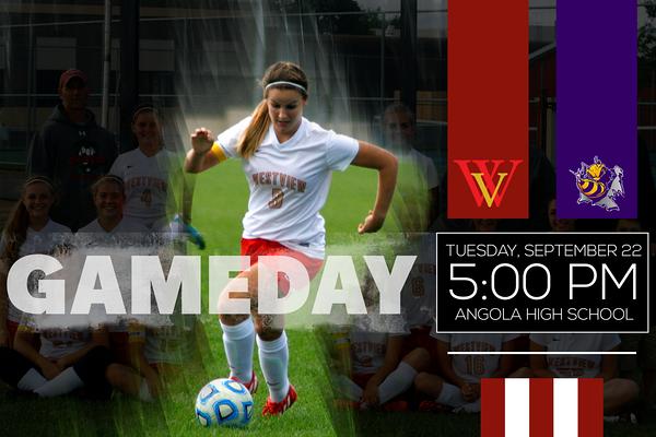 WV Girls Soccer Gameday Graphics